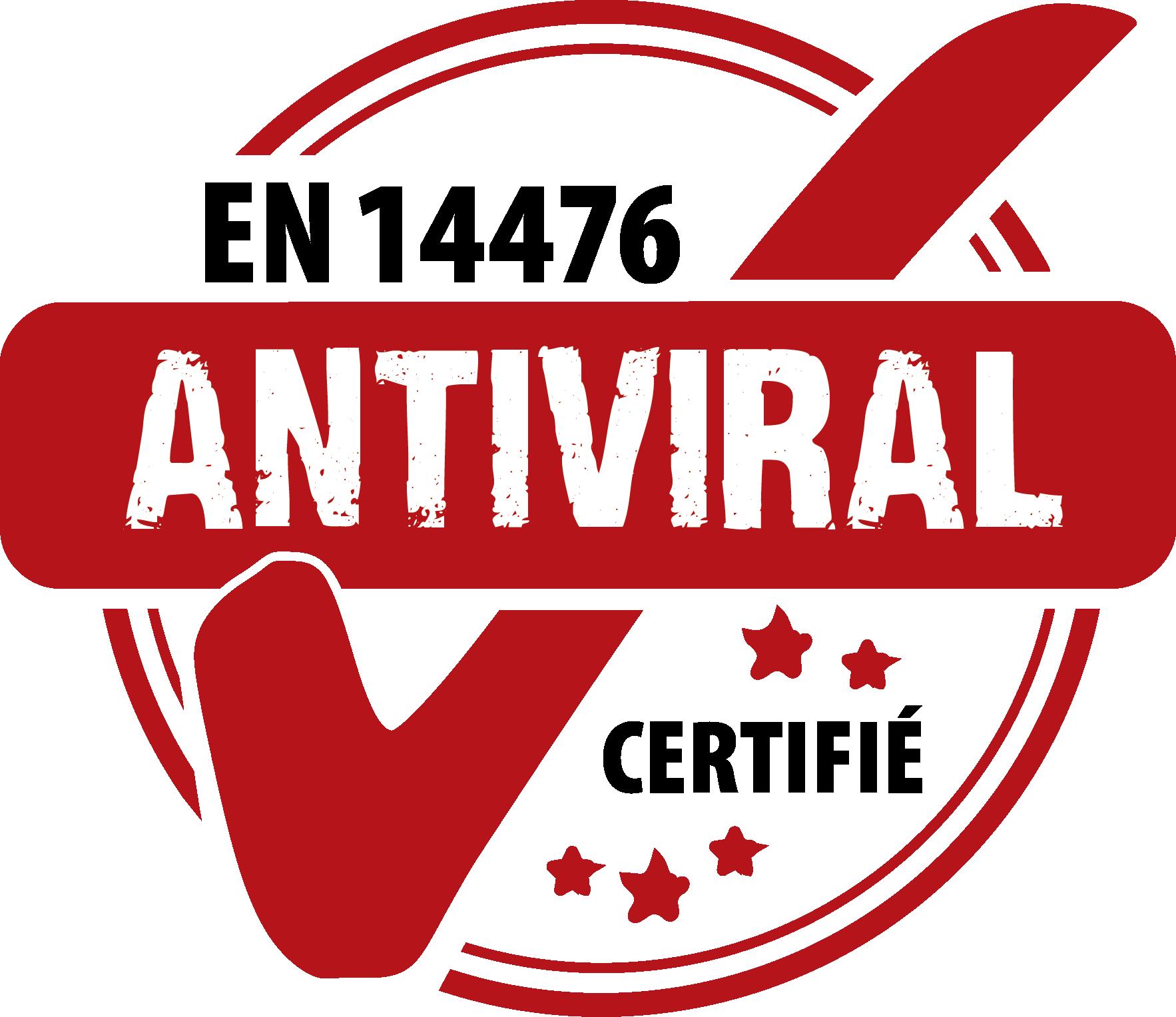 Antiviral EN14476