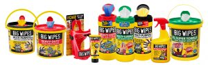 Big Wipes About us, A propos de nous. uber uns