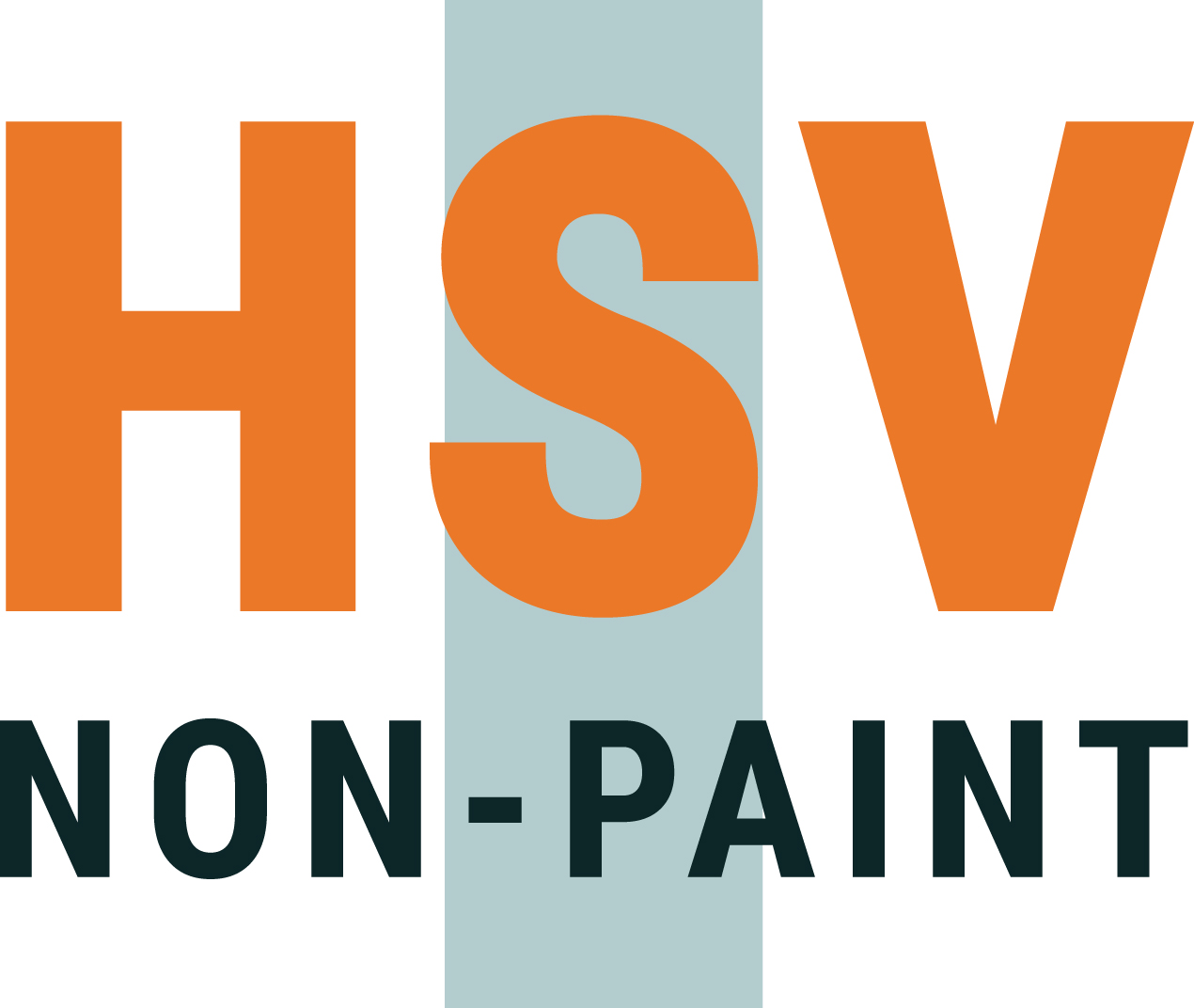 HSV Non Paint Logo